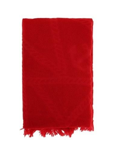 Blackspade Plaj Havlusu Kırmızı